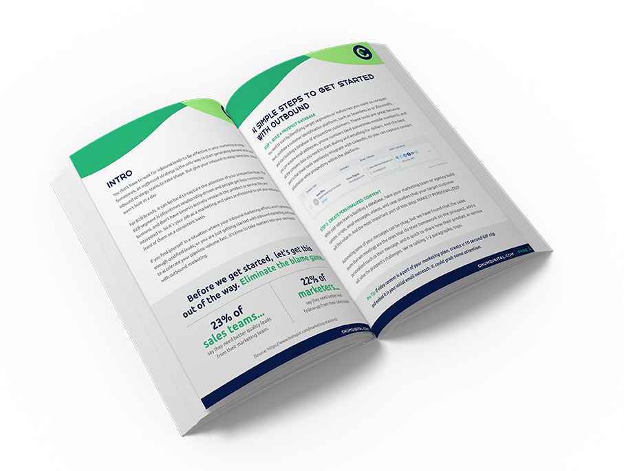 Outbound B2B Guide